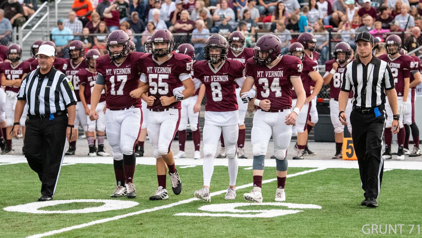 Mt Vernon High School - Mt  Vernon - Team Home Mt Vernon