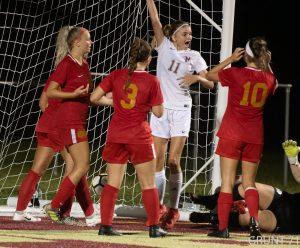 Girls Soccer vs Mater Dei