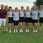 Girls Varsity Golf finishes 3rd place at Castle/Central