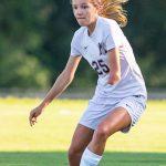 Girls Varsity Soccer beats Princeton 1-0