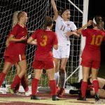 Mt. Vernon Girls Soccer v. Mater Dei