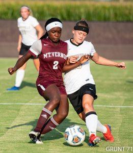 Girls Soccer beats Boonville 7-2