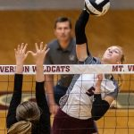Mt. Vernon Volleyball defeats North Posey, goes 7-2 on the season