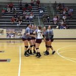 Girls Junior Varsity Volleyball beats North Posey 2 – 1