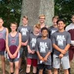 Great Day for MVHS Boys' Cross Country!