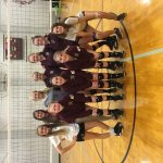 Girls Freshman Volleyball falls to Ev. North 0 – 2