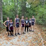MVHS Harriers Compete at Crawford County