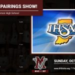 IHSAA Volleyball Sectional Pairings Show!
