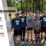 Boys Cross Country Competes at Big 8!
