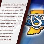 IHSAA Volleyball Sectional #32 @ Mt. Vernon High School