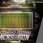 Fall Homecoming & Festival Set for Friday, 10/11 – RAIN OR SHINE!
