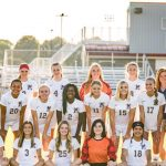 Girls Soccer – Big 8 Champs and 3 All Conference Players