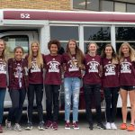 Girls XC Season Ends At Semi-state