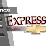 DRIVE FOR ATHLETICS SPONSORED BY EXPRESSWAY CHEVROLET!