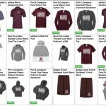 Mt. Vernon Wrestling gear now available!