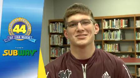 Scholar Athlete of the Week: Ian Dutkiewicz!