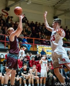 Varsity Boy's Basketball vs North Posey