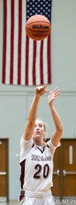 Girls Varsity Basketball vs. Gibson Southern