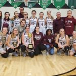 Lady Cats Win Championship 63-54 over host North Central
