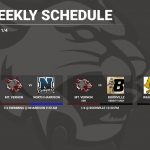 All Teams Schedule: Week of Dec 30 – Jan 05