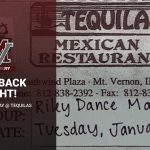 "Today is a ""Give Back Day"" for the Riley Dance Marathon @ Tequilas Mexican Restaurant in Mt. Vernon!"