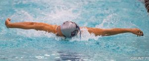 Co-Ed Swim and Dive vs. Tell City, South Knox, and Vincennes