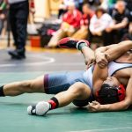 Wrestling sends 6 to Semi-state, ties program record!