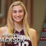 Jackson Selected to Big 8 All-Conference GBB Team!