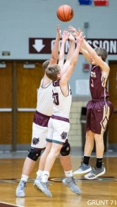 Boys Basketball vs. Mt. Carmel