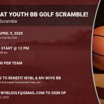 Golf Scramble to Benefit Wildcat Youth Basketball League!