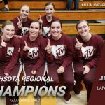 MVHS Dance 'Cats are Regional Champions!