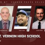 Mt. Vernon Hires Head Football Coach!