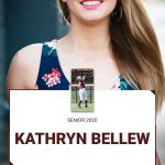 Senior Spotlight:  Kathryn Bellew