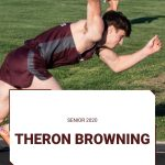 Spring Senior Spotlight:  Theron Browning