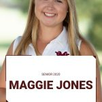 Spring Sport Senior Spotlight:  Maggie Jones