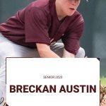 Spring Sport Senior Spotlight:  Breckan Austin