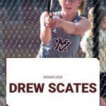 Spring Sport Senior Spotlight:  Drew Scates