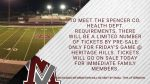 Limited Tickets Available for Friday's Football Game @ Heritage Hills!