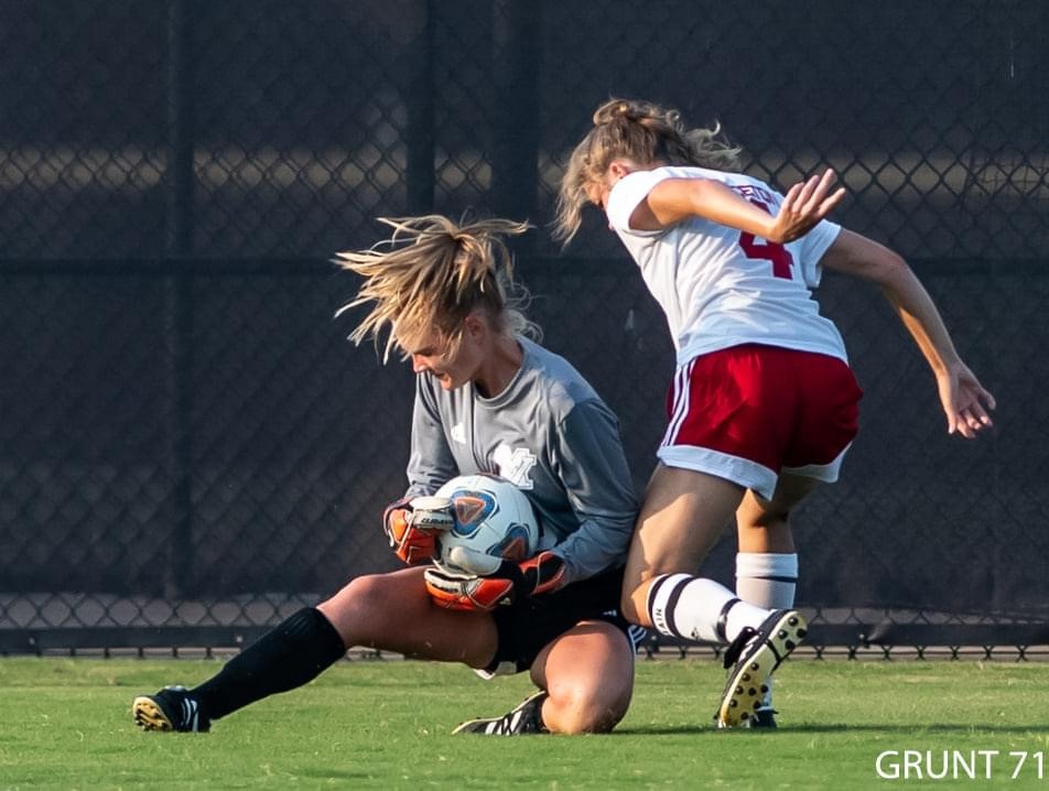 Girls Soccer v. Princeton 2020