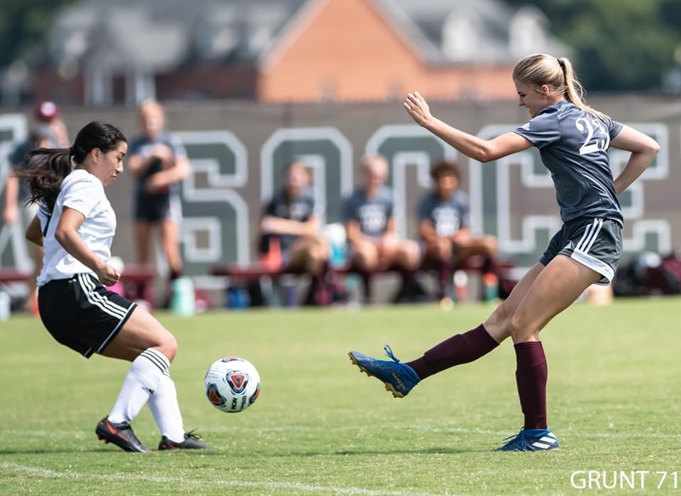 Girls Soccer v. Southridge
