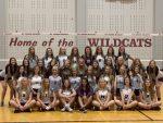 Girls Junior Varsity Volleyball falls to Tell City 2 – 0