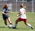 Girls Varsity Soccer beats Tell City 9-2
