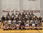 Girls Junior Varsity Volleyball falls to Castle 2 – 0