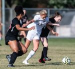 Girls Soccer defeats Harrison 6-1