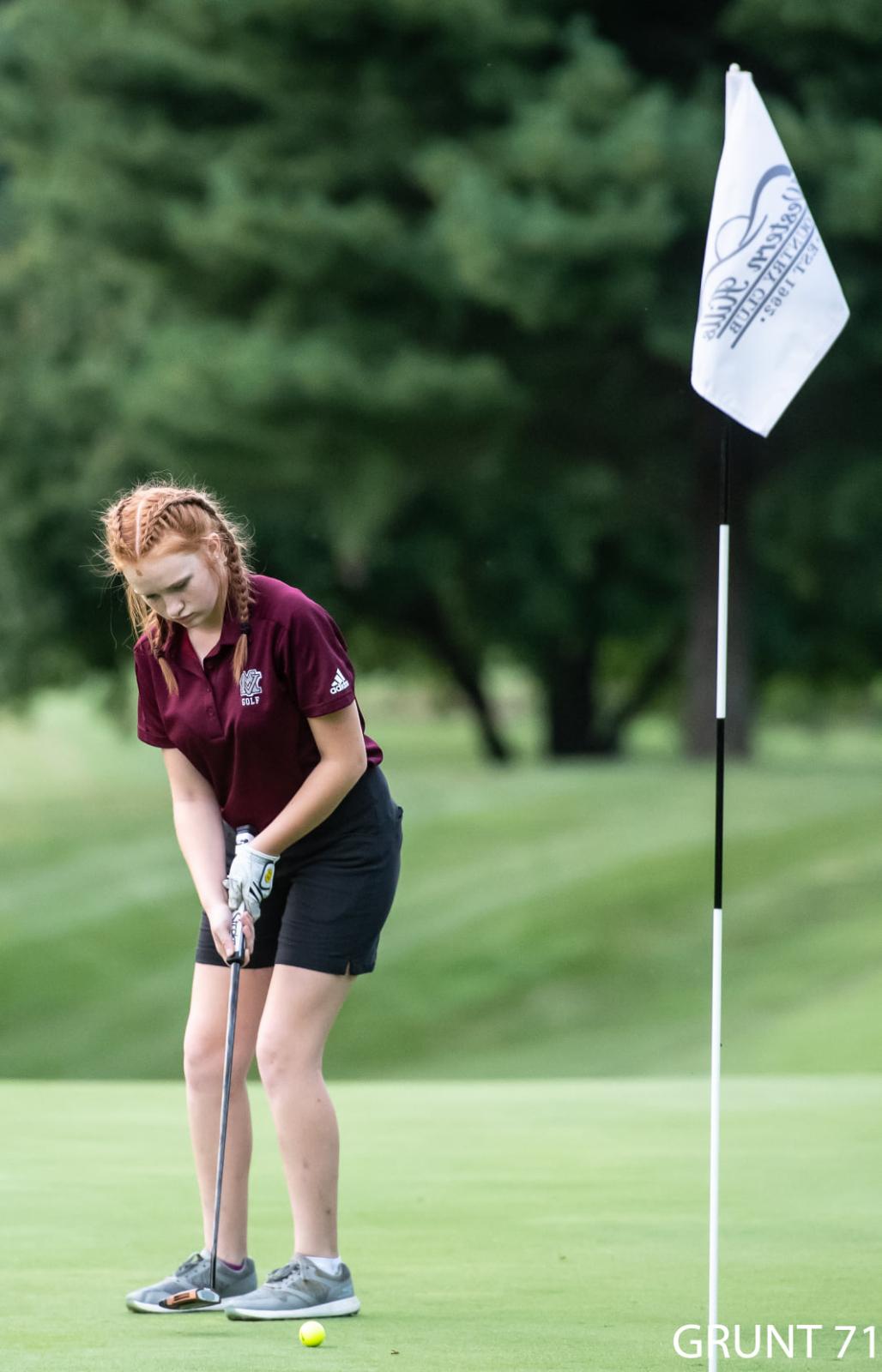 Girls Golf vs. Mater Dei