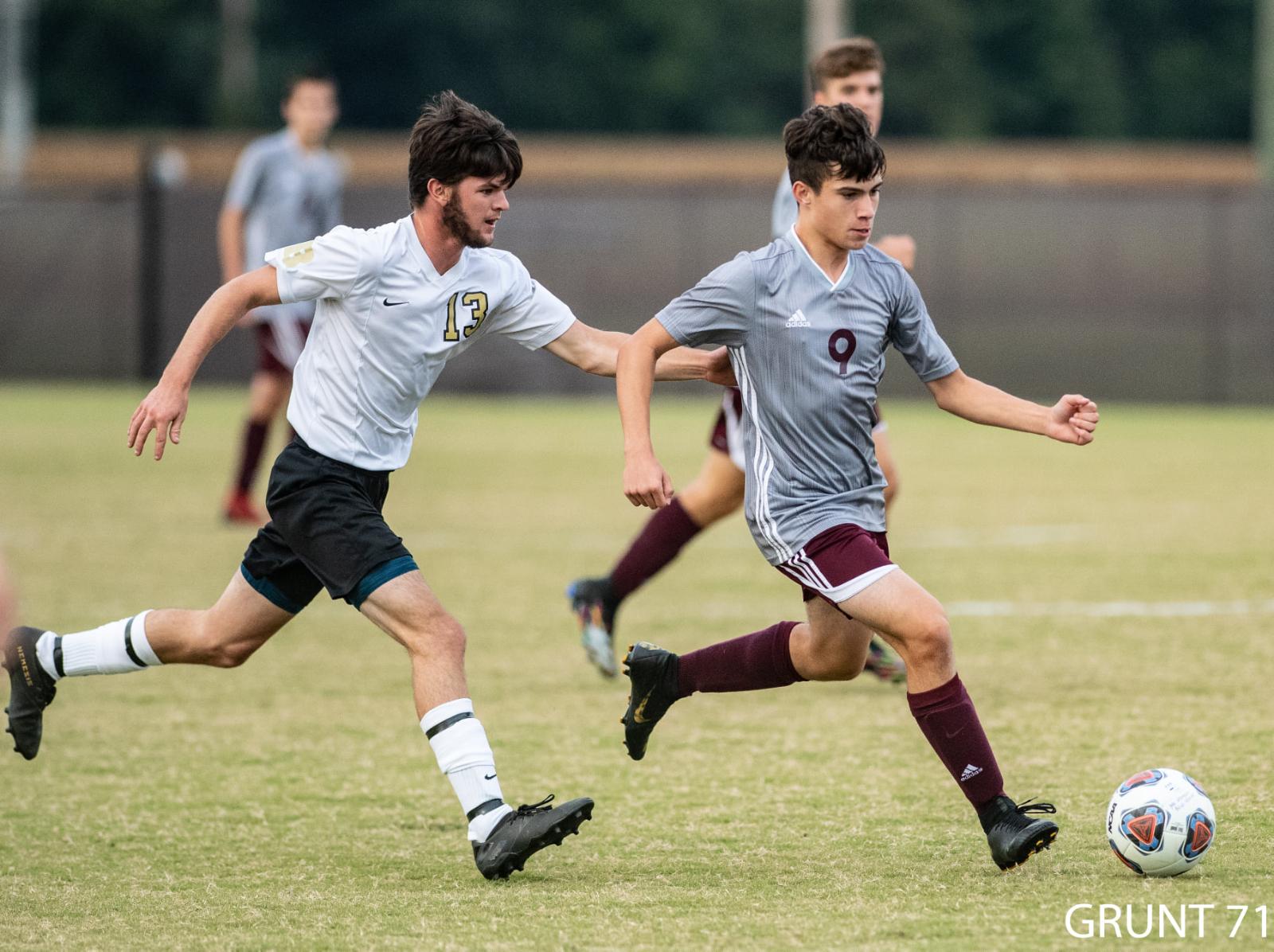 Boys Soccer vs. Gibson Southern