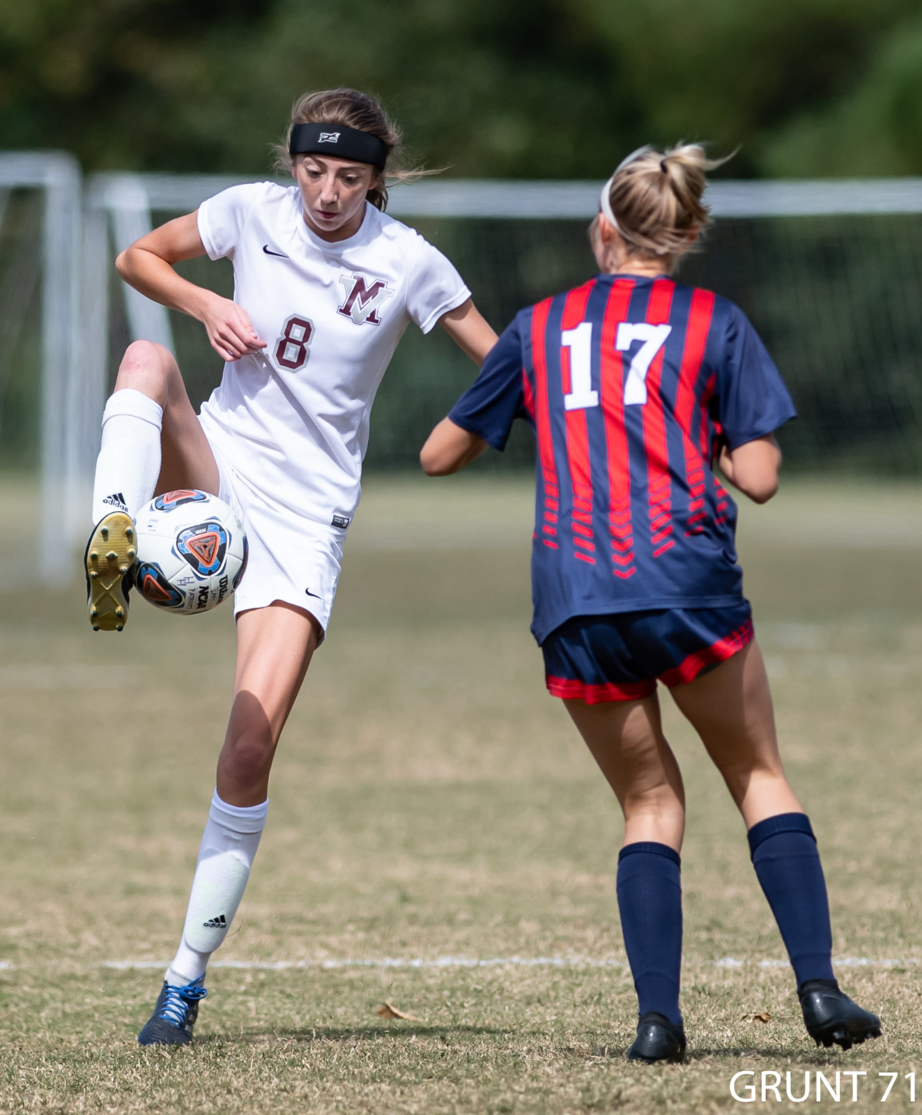 Girls Soccer vs. Heritage Hills