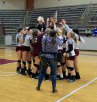 Mt. Vernon Volleyball 'Cats are Regional Bound!