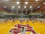Lady Wildcat Basketball Clinic: Session 3