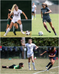 Girls Soccer – 3 named to All State Teams